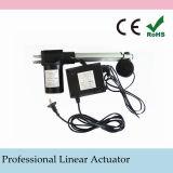 Actionneur linéaire pour l'ouvreur électrique de porte automatique