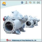 Industrielle doppelte Saugpumpe-horizontale Riss-Fall-Hochleistungspumpe