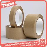 Cinta adhesiva Industrial Impresión, cinta de papel Kraft reciclable.