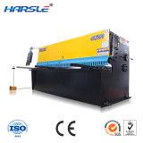 Harsle 최신 판매 QC12K 시리즈 디지털 표시 장치 유압 그네 광속 Sheaing 기계