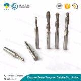 Herramientas del cortador de la carpintería del CNC Endmills del carburo de tungsteno de Zzbetter