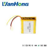 3.7V Batterij van het Polymeer van 720mAh de Navulbare Li 487739pl,