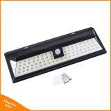 80 LED-Bewegungs-Fühler-Lampen-im Freien angeschaltenes Sicherheits-Solarlicht