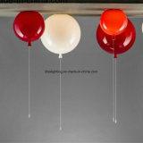 Lâmpada decorativa do teto do Natal moderno quente do balão do quarto da venda