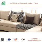 Wohnzimmer-modernes Sofa-gesetzte Entwurfs-klassisches antikes hölzernes Möbel-Sofa