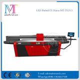 Maquinaria de impresión ULTRAVIOLETA de la impresora de inyección de tinta de Konica de la botella barata de la cabeza de impresora