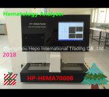 Compteur de globule sanguin de laboratoire/analyseur de hématologie (HP-HEMA7000)
