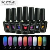 쉬운 색깔 변화 온도 UV 젤 폴란드어 떨어져 적시십시오