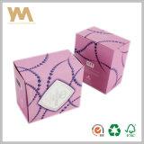 Роскошная бумажная коробка коробки подарка косметическая упаковывая