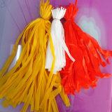 Roulis en plastique tricoté de sac net de maille, sac de bourrage de maille d'ail