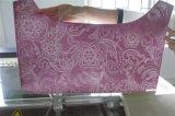 Inscription de laser de sacs à main d'unité centrale et machine de gravure