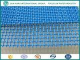 Macchina a spirale di fabbricazione di carta dello schermo dell'essiccatore