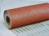 Истирательная ткань, крен Gxk51 ткани алюминиевой окиси (ПОЯС)