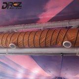 Suelo anticorrosión del conjunto que coloca el acondicionador de aire vertical portable de la CA