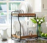 Vintage Cuisine plat format rack double couche