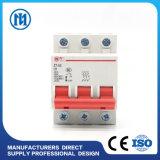 2p MiniatuurStroomonderbreker van het Systeem 63AMP gelijkstroom van de C 240V/415V 50Hz/60Hz de ZonnePV C60