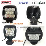 Mit hohem Ausschuss Arbeitslicht der Maschinen-50With80W/des Autos 4X4 LED