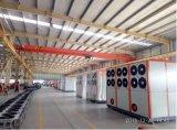refrigeratore di acqua raffreddato evaporativo industriale chimico integrated 170kw