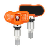 Autel Mxセンサー433MHz MユニバーサルプログラマーTPMSタイヤ空気圧センサーMaxitpms 433のMHzのプログラム可能な自在継手Mxセンサー