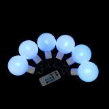 Venta caliente Navidad Bola de LED de luz con menor precio