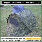 Немедленный располагаться лагерем обслуживания поголовья стеклоткани хлопает вверх шатер