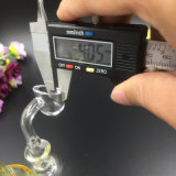 Venda por grosso de tubulação de água do tubo de vidro de tabaco para fumar