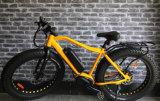 A montanha elétrica gorda E de Ebikes 48V 500W do pneu de China Bikes o cruzador da praia para excursionar