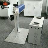 Цена на заводе портативный мини-Fibre лазерная маркировка машины