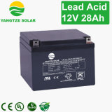 Batterie 12V 28ah de gel d'Everexceed de longue vie