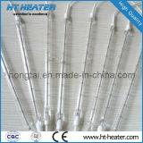 Calefator infravermelho da câmara de ar do aquecimento de quartzo