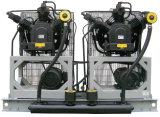 Pression échangeant le compresseur de piston 3stage industriel (K2-34SH-1830T)