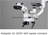 Extensor Binocular 30 graus e Divisor de feixe para microscópio Dentária