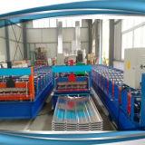 Автоматический гидровлический лист волнистого железа формировать изготовления машины