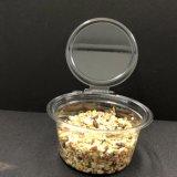 Runde Wegwerfplastiksalat-Filterglocke mit Kappe
