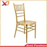 最もよい品質の結婚式のためのアルミニウムChiavariの椅子