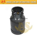 Le Nigéria dominicain 12.5kg autoguident le cylindre de gaz de cuisine de gaz de LPG d'utilisation