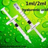 Llenador cutáneo inyectable del ácido hialurónico de Rejvenation de la piel