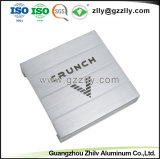 ISO9001の脱熱器車のアンプ機構のための競争アルミニウム放出
