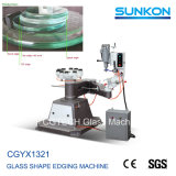 De gran calidad de forma vertical de vidrio bordes de la máquina (CGYX1321)