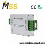 China12-24DC V 24A 288W AMPLIFICADOR RGB LED para 5050 - China Controlador de cartões SD, RGB (W) Controller