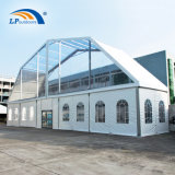 25x80m armazón de aluminio Polígono comercial Tienda el estadio de techo para el concierto Evento