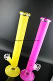 De kleurrijke Pijp van het Glas met het Saaie Oppoetsen Handfeel