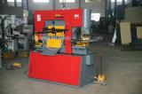 Máquinas hidráulicas da fabricação do Metalworker da tesoura do perfurador do trabalhador do ferro Q35y-25