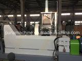リサイクルされたフィルムのための低雑音のプラスチックペレタイジングを施す機械