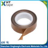 fita adesiva do Teflon do silicone PTFE da espessura de 0.13mm