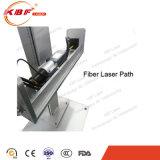 indicatore portatile del laser della fibra del metallo di codice di 30W Qr piccolo per il hardware del metallo