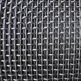 Maille hollandaise décorative tissée de filtre de fil d'acier inoxydable