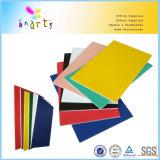 Причудливый дневной цвет доски пены 5mm PS с бумагой