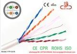 Cat5e Llan кабель и кабель Netwrk кабель локальной сети
