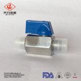 Válvula de Esfera de aço inoxidável 304 316 para Medidas Sanitárias